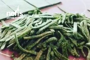 Gutensiz Sebzeli Erişte Tarifi