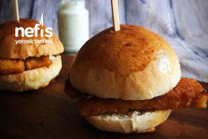 Hamburger Ekmeği Ve Sosu Tarifi