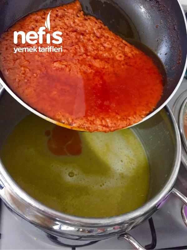Kısa Sürede Kırmızı Mercimek Çorbası Acil Durumlarda Pratik Çözüm