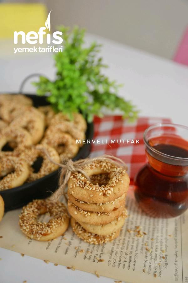 Kıyır Kıyır Kandil Simidi ( Pastane Usulü )