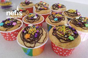 Süslü Cupcake Tarifi