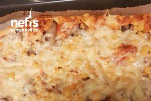 Aile Boyu Pizza (3 Tepsi İçin) Tarifi
