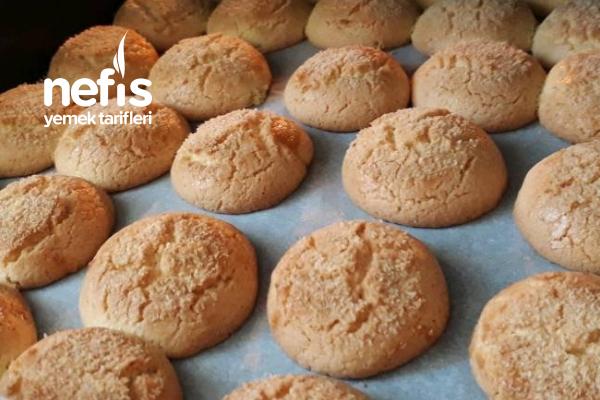 Coconut Cookie (Hindistan Cevizli Kurabiye) Tarifi