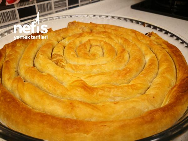 El Açması Lezzetinde Ve Görüntüsünde Patatesli Börek
