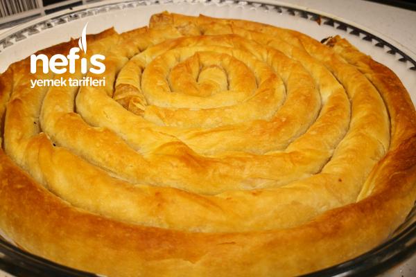 El Açması Lezzetinde Ve Görüntüsünde Patatesli Börek (Videolu) Tarifi