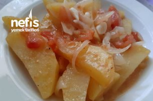 Patates Söğürtme Tarifi