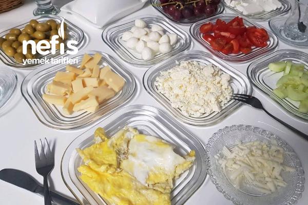 Serpme Kahvaltım Tarifi
