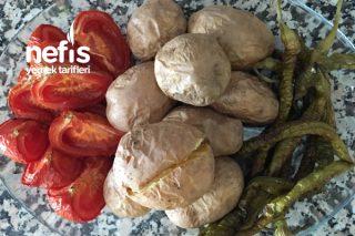 Sobada Tadında Fırında Patates Tarifi