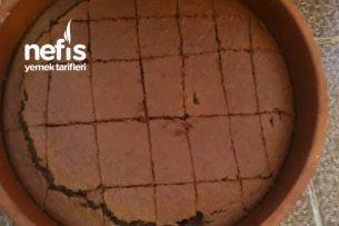 Suyla Yapılan Kakaolu Kek Tarifi