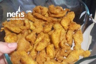 Çıtır Tavuk Göğsü ( Çocuklar Bayılıyor ) Tarifi