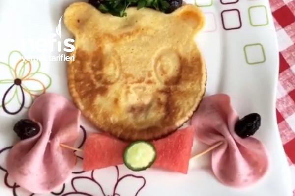 Çocuklara Kahvaltıyı Sevdirecek Yumurta Tarifi