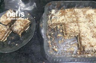 Çocukluğumun Yaş Pastası Bisküvi Pastam Tarifi