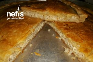 Göbete (Tatar Böreği ) Tarifi