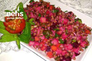 Greçka Salatası (Karabuğday) Tarifi