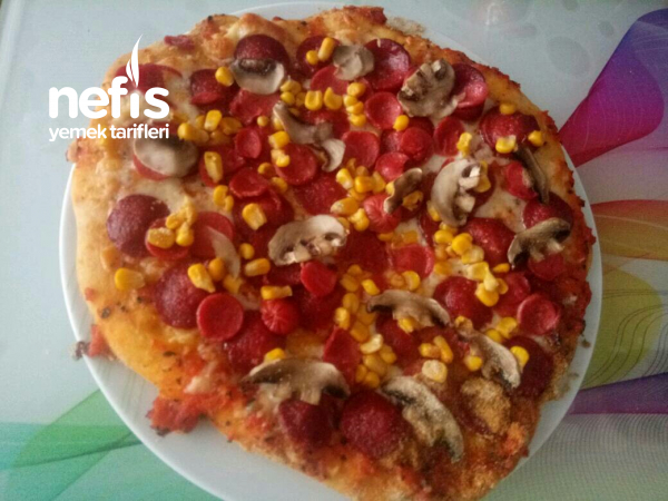 Karışık Pizza (Bol Malzemos)