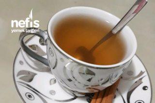 Ballı Tarçın Çayı Tarifi