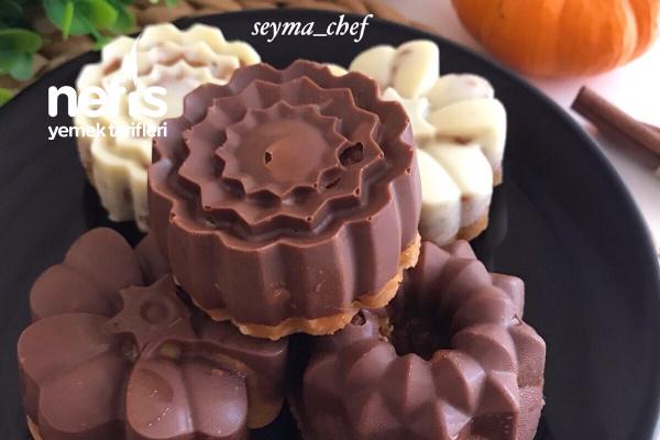 Çikolata Mantolu Balkabağı Truff Tarifi