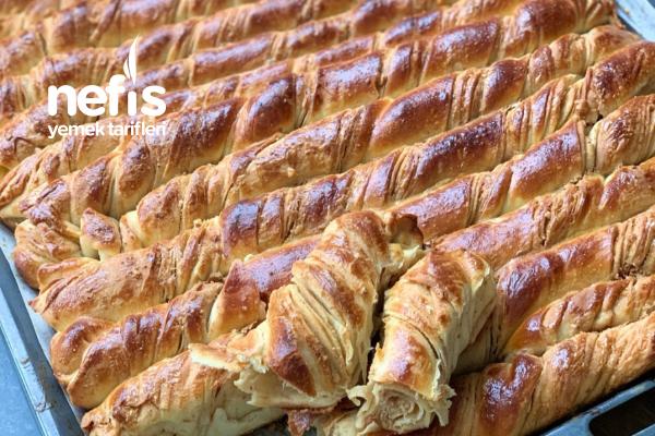 Fındık Ezmeli Çörek Tarifi