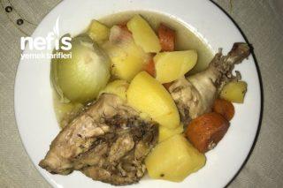 Haşlanmış Tavuk Yemeği Tarifi