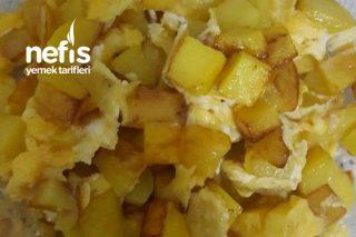 Kahvaltılık Patates Buğlaması Tarifi
