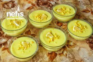 Limonlu Kup Tarifi