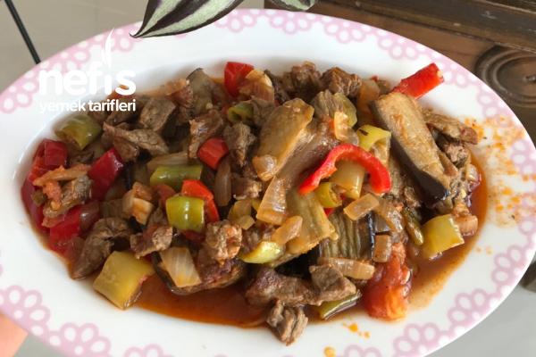 Patlıcan Kebabı (Şipşak Fırında) Tarifi