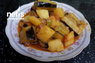 Patlıcan Yemeği (Videolu) Tarifi