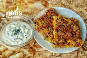 Yufkasız Börek (Sebzeli) Tarifi