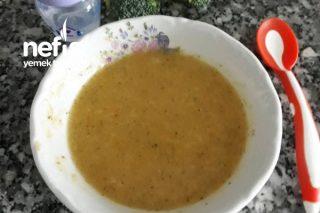 Bebek Brokoli Çorbası Tarifi
