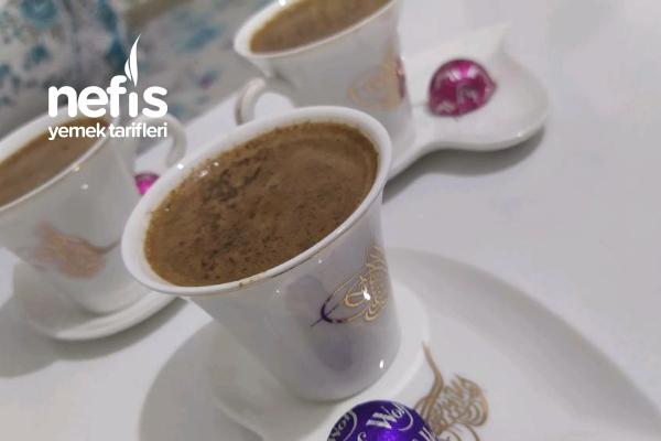 Bol Köpüklü Karışık Kahve Tarifi
