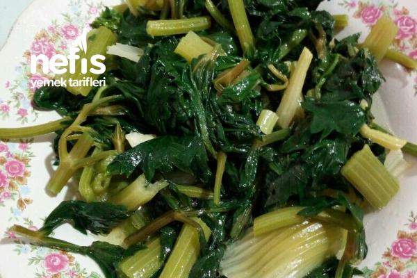 Sarımsaklı Kereviz Salatası Tarifi