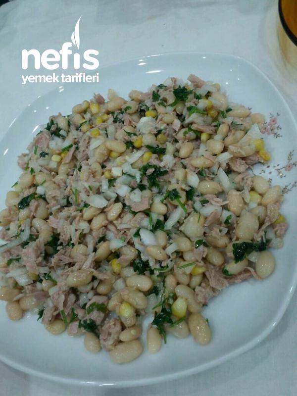 Tom Balıklğı Salatası
