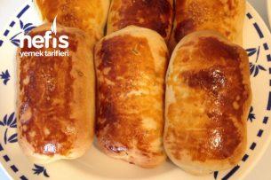 Dereotlu Peynirli Zeytinli Yumuşak Poğaçalar (Videolu) Tarifi