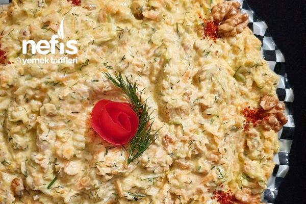 Havuçlu Kabak Salatası (Tarator) Tarifi