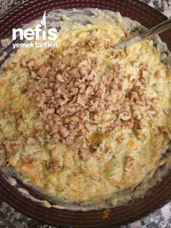 Havuçlu Kabak Salatası(tarator)