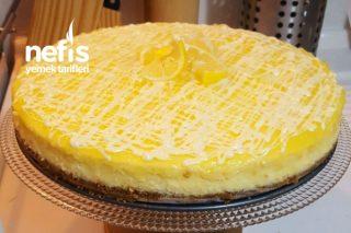 Limonlu Cheesecake (Videolu) Tarifi