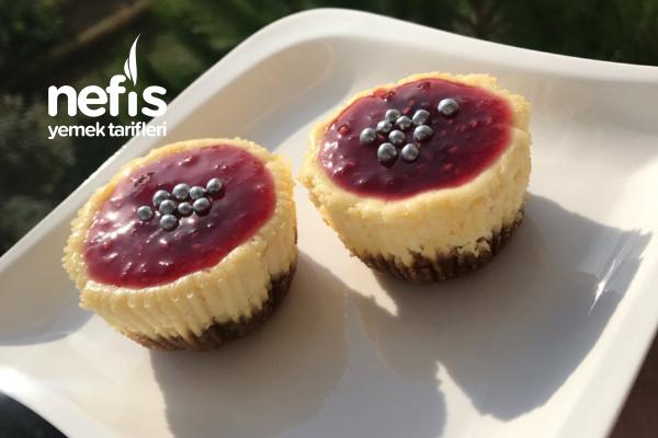 Minik Cheesecake Tarifi