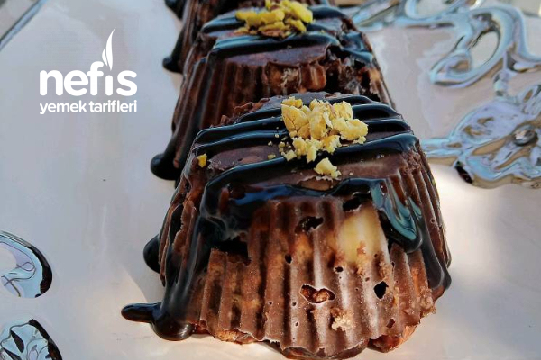 Muzlu Mozaik Pasta Tarifi