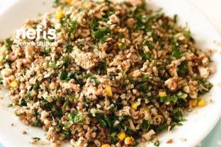 Tavuklu Karabuda Salatası Tarifi