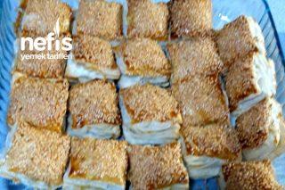 Minik Milföy Börek Tarifi