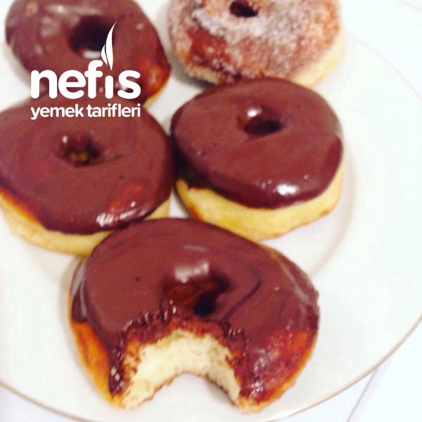 Muhtesem Donut Tarifi