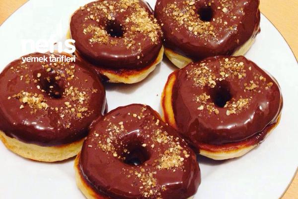 Muhteşem Donut Tarifi (Videolu)