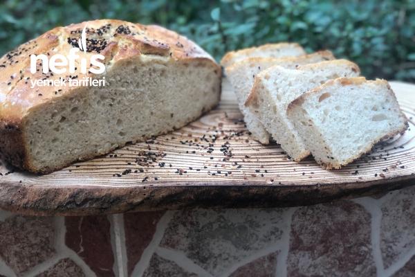 Nohut Mayası Nasıl Yapılır? Nohut Mayasından Ekmek Yapımı (Videolu)