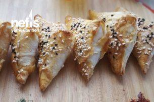 Patatesli Sodalı Muska Böreği Tarifi