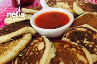Peynirli Pankek (Çok Pratik) Tarifi