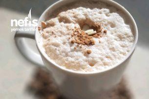 Tarçınlı Vanilyalı Latte Macchiato Tarifi