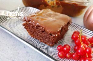 Unsuz, Sütsüz Çikolatalı Bomba Kek Tarifi