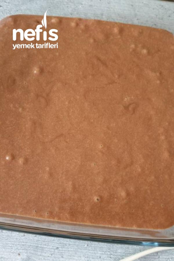 Unsuz, Sütsüz Çikolatalı Bomba Kek