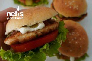 Yumuşacık Hamburger Ekmekleri Tarifi