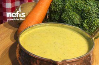 Kremalı Brokoli Çorbası Tarifi